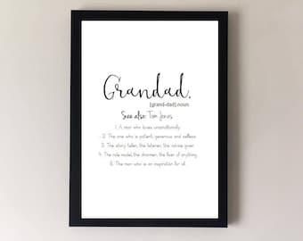 Gifts for grandad, Father's day gift. Grandad gifts. Grandad father's day. Gifts for grandad. Grandparent gift. grandpa gift