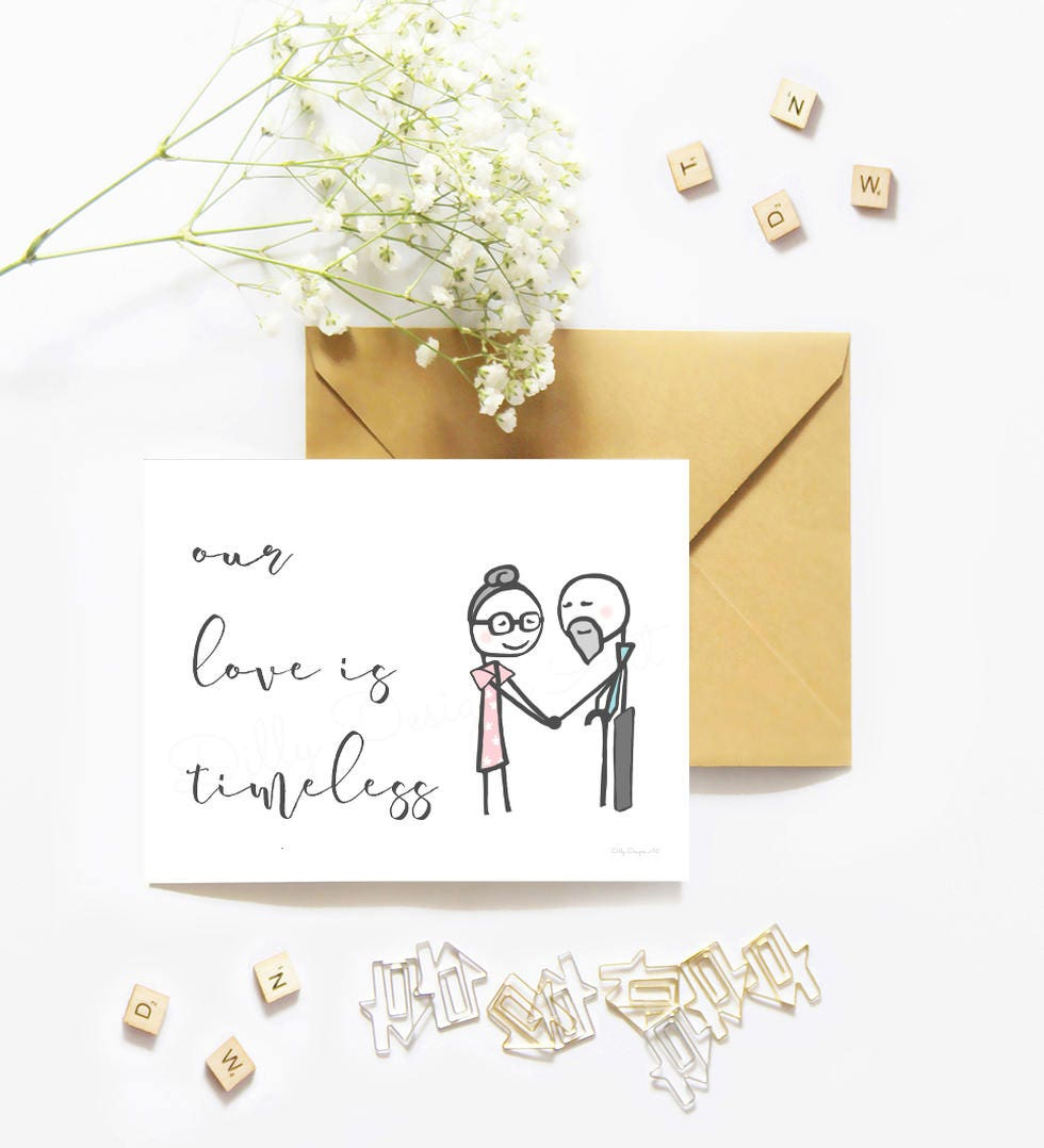 Greeting Stick Figure Card Greeting Card Printable Card
