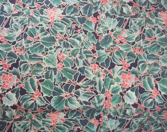 Savannah Christmas by Moda Classic for Moda Fabrics - Holly and Berries