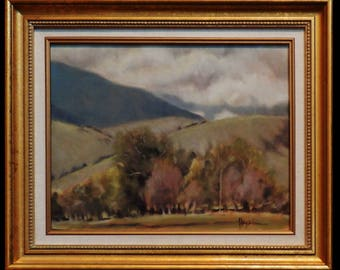 Near Norris by Michael Haykin oil painting