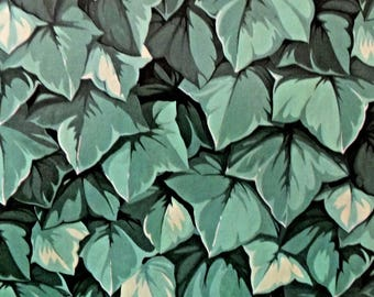 Vintage Green Ivy Climbing Vine Cottage Garden All Occasion Gift Wrap Wrapping Paper