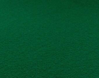 Kelly Green Felt Sheets - 6 pcs - Rainbow Classic Eco Fi Craft Felt Supplies