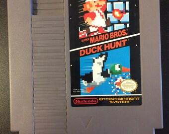 Super Mario Bros./Duck Hunt NES Video Game by Nintendo