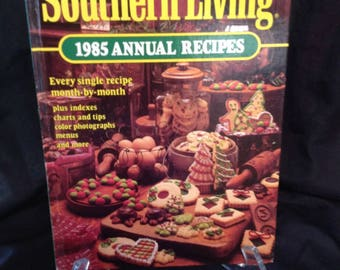 1985 Southern Living Annual Recipes
