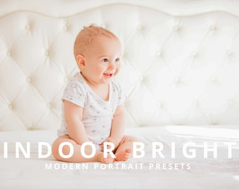 Lightroom Presets, Bright and Airy, Presets Lightroom, Presets, Modern Presets, Branding, Portrait Preset,  Instagram, Blogger, Photo Edit