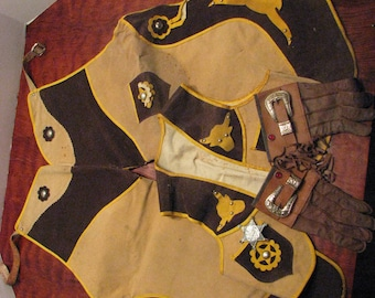 Vintage Childs Cowboy Outfit