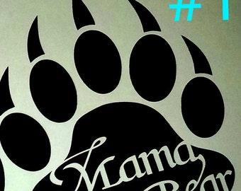MAMA Bear T-Shirt A