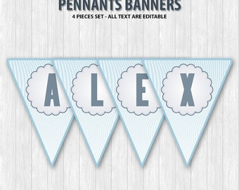 The Secret Life of Pets Pennant Banners