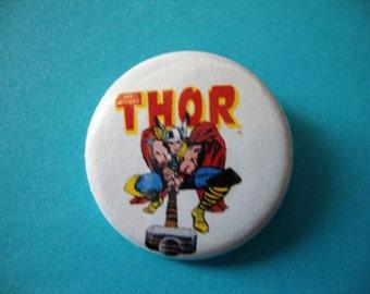 Thor Pinback or Magnet