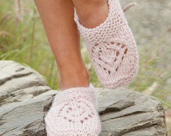 Choice color alpaca wool woman slippers, knitted handmade slippers, socks, shoes, birthday gift, mother's day, Christmas