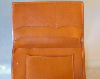 Vintage Rumpp Leather Wallet