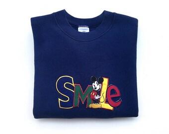 Vintage Mickey Mouse Sweatshirt 90s