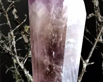 2.69lb  smoky amethyst wand