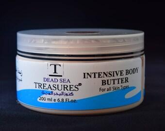 Dead Sea Intensive Body Butter
