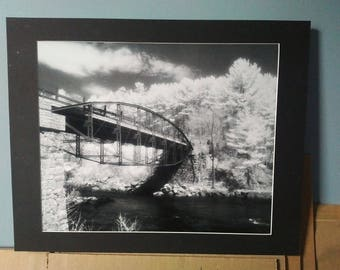 Parabola: From Hadley to Corinth - 16x20 photographic wall art