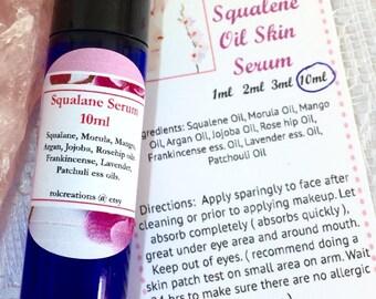 Squalane oil serum