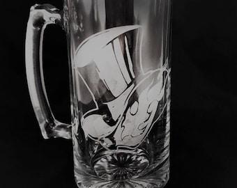 Persona 5 Etched Mug