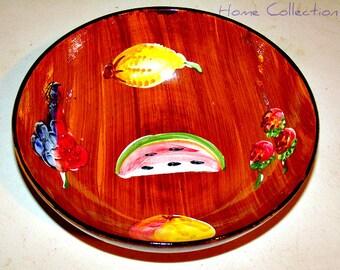 Ceramic Fruit Bowl