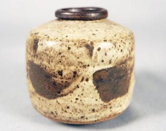 VIntage Studio Pottery, small vase, Minnesota Mingei
