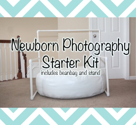 Newborn Photography Starter Kit Includes Backdrop Stand And