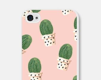 Cactus iPhone 6 Case iPhone 6 Plus Case iPhone 6s Case iPhone 5s Case Succulent Cactus iPhone Case iPhone 5 Case iPhone 5c Case iPhone 4