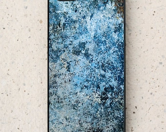 iPhone Cover(all models) - Blue Cosmos - smartphone - mobile - Abstract Design - Samsung Galaxy S3 S4 S5 S6 S7 S8 & other models