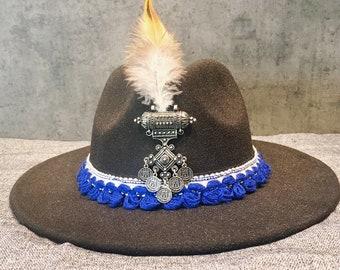 Handmade Bohemian, Gypsy Hat