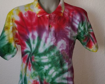 Kids Unique Multicolored Polo Batiks  143717