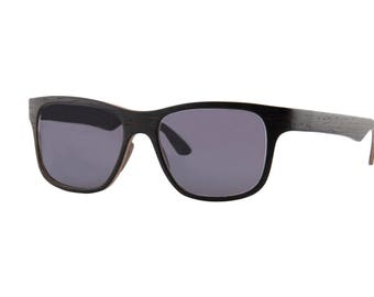 ROCKWOOD - modern wood sunglasses  (Wenge wood from Africa)