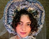 French Bibi Bonnet/1830's