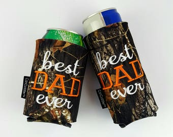 Dad- Gift- Daddy- Personalized- Father- Personalized CAN CUDDLER ® Custom Can Cuddler ®