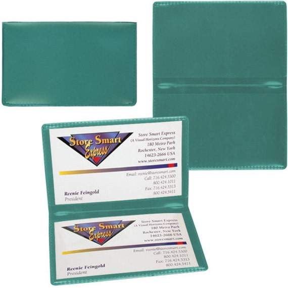 Plastic folding business card holders 25 pack plastic folding business card holders 25 pack polypropylene plastic rpp2915 25 colourmoves Choice Image