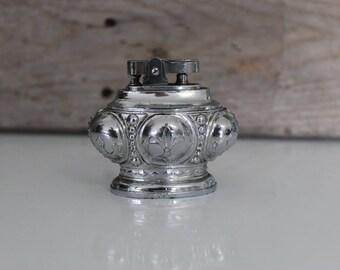 Vintage Japan Lighter, Royal Design, Small Table Lighter