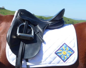 Be Inimitable!  Dressage Saddle Pad, Daylight Collection DD-75