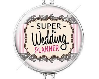 Great connector silver cabochon wedding planner 2