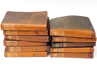 """c1914 """"Institute of Modern Business"""" Book Collection"""