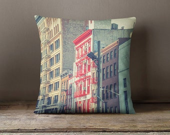 New york pillow cover, NYC pillow cover, new york cushion, manhattan pillow, New York pillow , NYC pillow, NYC, New York throw pillow cover