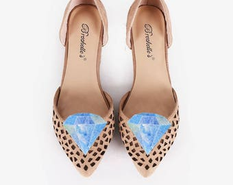 Diamonds - shoe clips