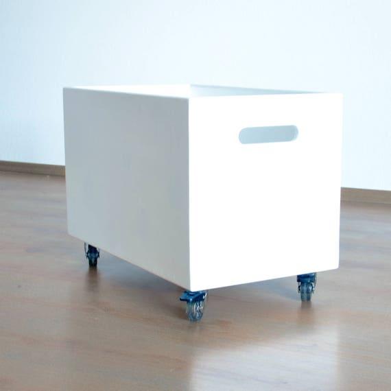 Caja de juguete de almacenamiento de juguete para los niños