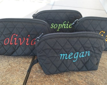 Personalized Make Up Bag