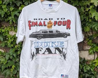 Vintage Road to the Final Four Duke Fan t-shirt