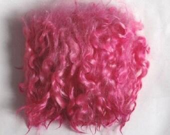Волосы Мохер-Куклы, Мохер волос Блайт, Волосы-новорожденные, BJD, кукольные волосы, Мохерские замки, Кукла-волосы, BJD-глава Mohair