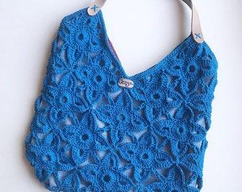 Crochet Bag Pattern (Dina) Instant Download