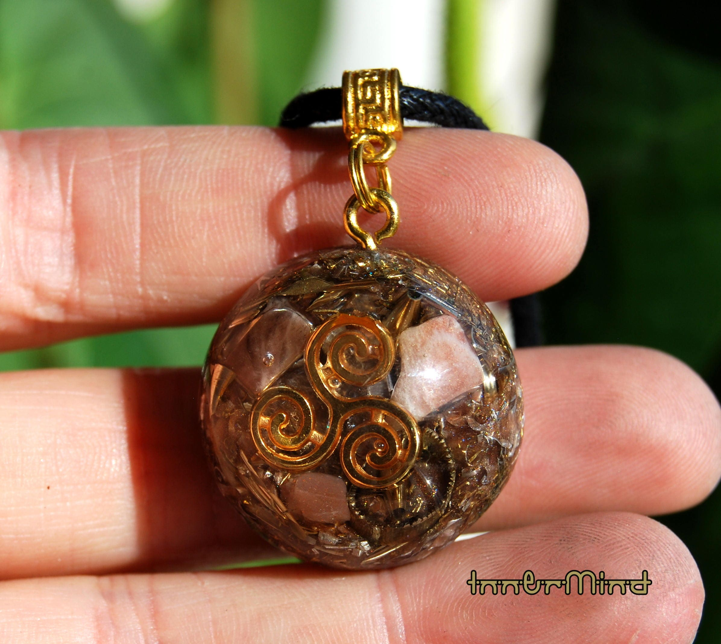 silver olympus copper dia pendant camera schiller and raw sunstone sterling mokume the digital store