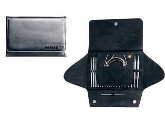 Addi-click Interchangeable Knitting Needle System, Basic or Lace,  40% off the US List Price