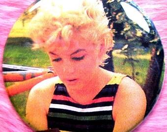 Marilyn Monroe - Pocket Mirror - Classic Hollywood