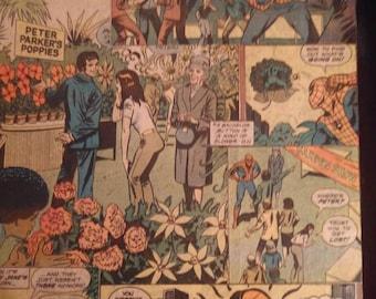 Spiderman Comic Clipboard