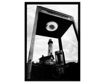 """Fine Art Photography """"Pigeon Point Payphone"""" Archival Print"""