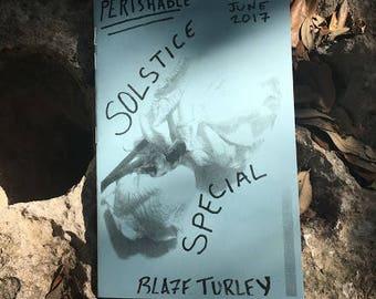 Perishable #1: Solstice Special Zine