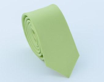 Light Green Shiny Ties.Men Ties. Neckties for Men.Wedding Ties.Host Ties.Silk Tie.Groomsmen Ties.Performance Ties